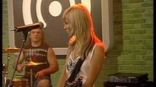 Vanilla Ninja - When The Indians Cry - live
