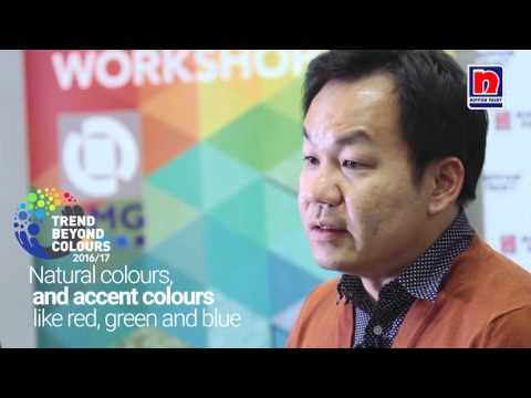 Accent Colors with Mark Wee - Trend Beyond Colors 2016/17