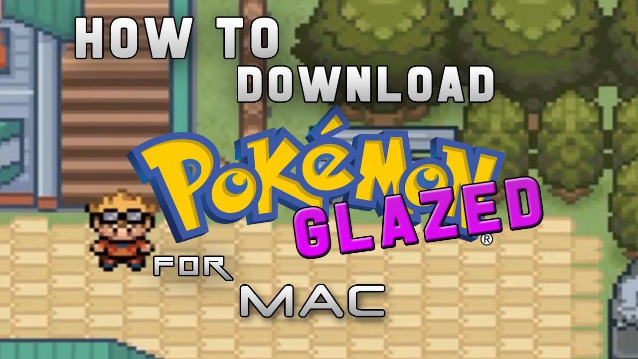 How to download pokemon pearl on mac desktop