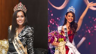 Beauty queen mom hopes to emulate Catriona Gray in a pageant for married women