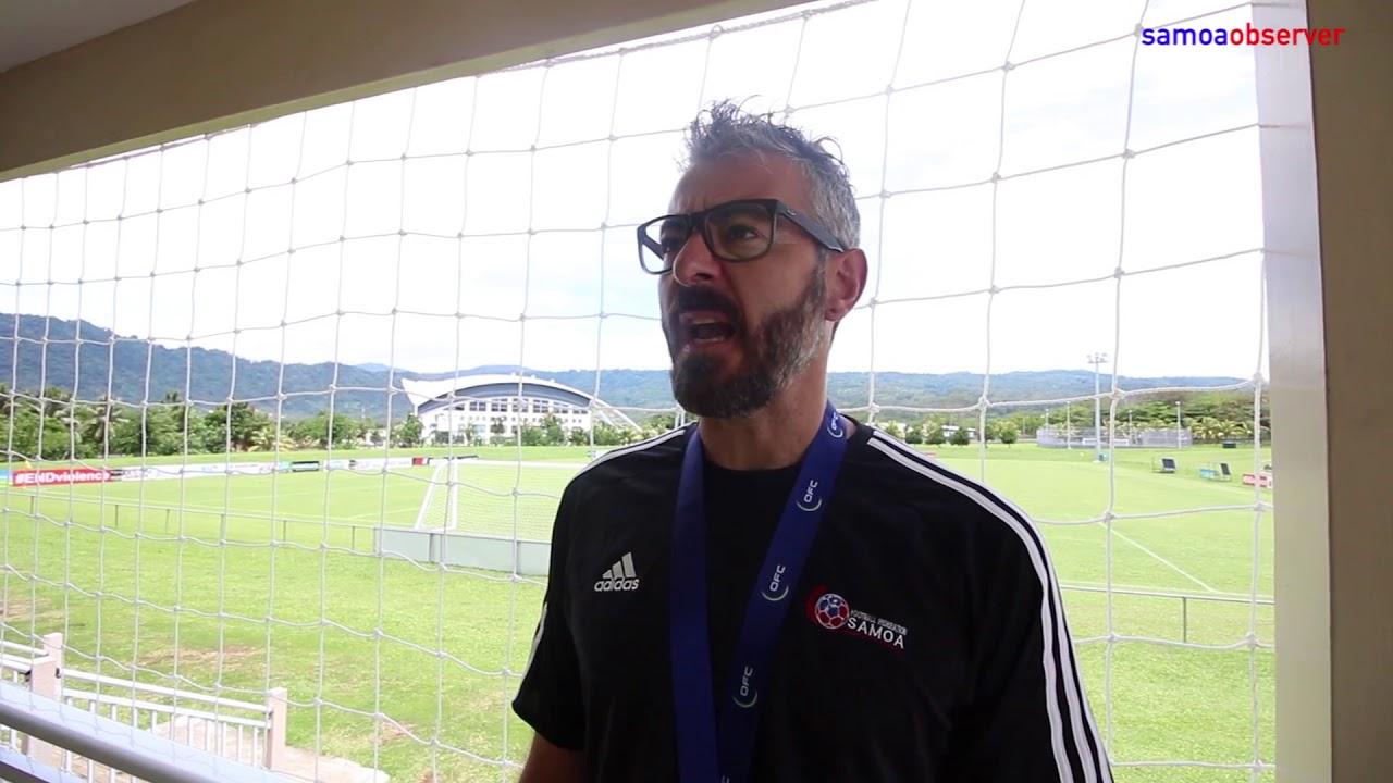 Bronze medal for Samoa in Futsal - Dauer: 51 Sekunden