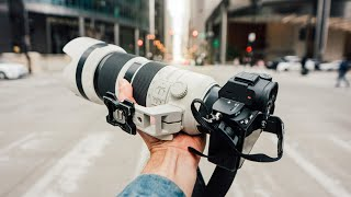 Goodbye Sony 70-200mm f/2.8 Lens