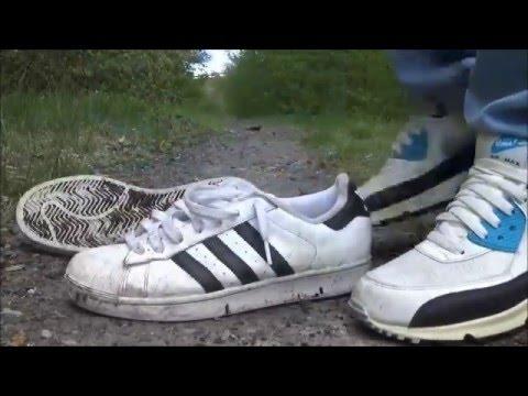 adidas superstar dirty