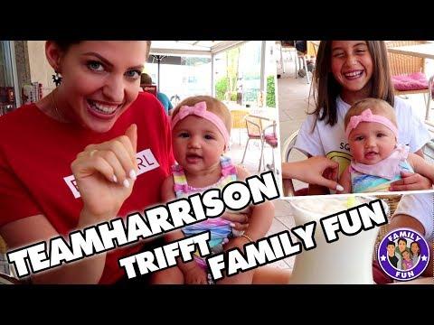 SARAH HARRISON ERFÜLLT MILEYS GRÖßTEN WUNSCH - Family Fun
