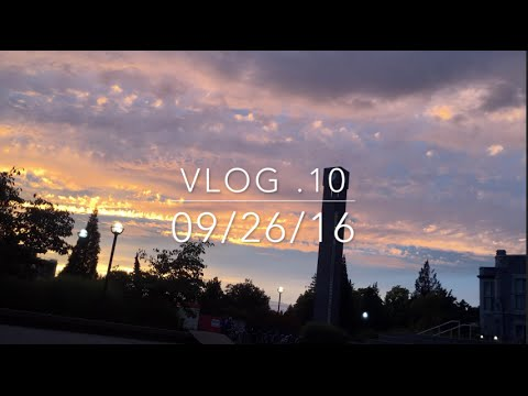 EMBARRASSING  TV  on Campus!  Vlog .10