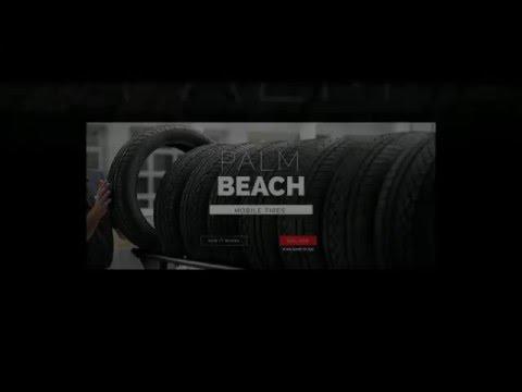 Palm Beach Mobile Tires