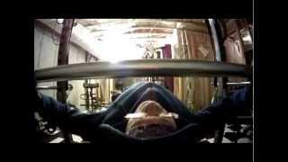 High Volume Light Weight Bench Press in Power Rack