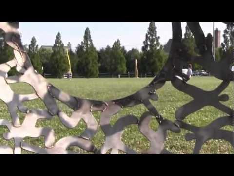 POWERPLAY a Sculpture Park. Hayground School, Bridgehampton, N.Y.  2012