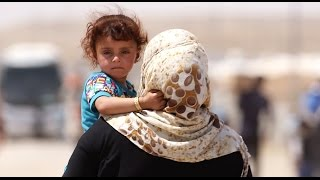Iraqi families fill Hammam al-Alil 2 camp