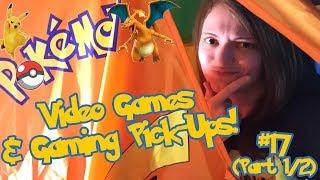 VIDEO GAMES & GAMING PICK-UPS! #17 (PART 1/2)