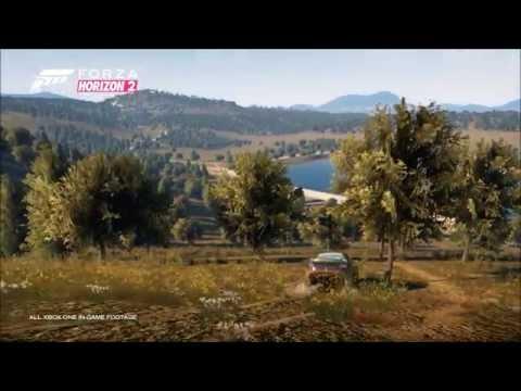 Forza Horizon 2 extended fanmade trailer