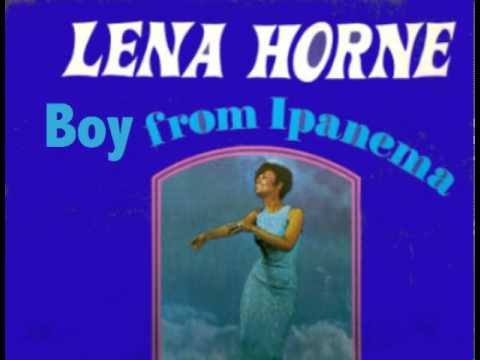 Клип Lena Horne - The Boy From Ipanema