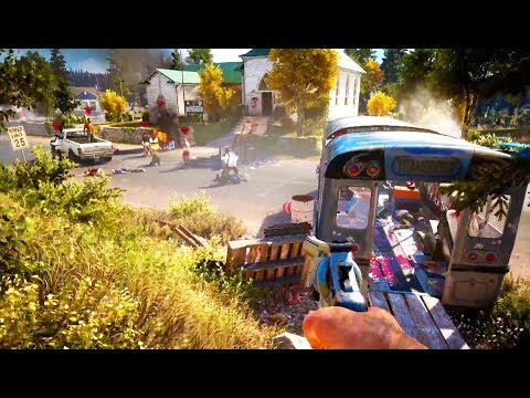 Thumbnail: FAR CRY 5 Gameplay (E3 2017)