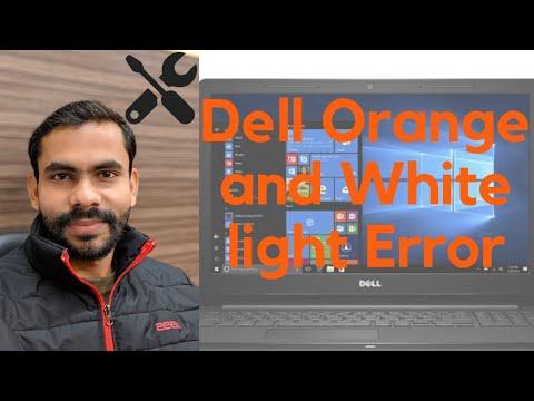 Dell orange and