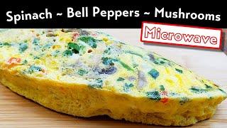 Microwave Omelette Maker