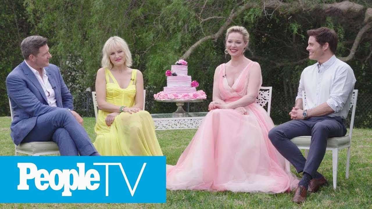 Katherine Heigl Reflects On Her Iconic Character In '27 Dresses' | PeopleTV | Entertainmen