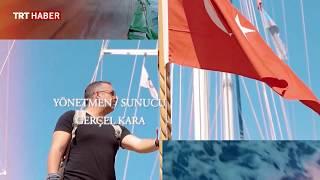 Fethiye-Kayaköyü Geziyoruz...MaviYeşil /Gerçel Kara 3. bölüm TRT HABER
