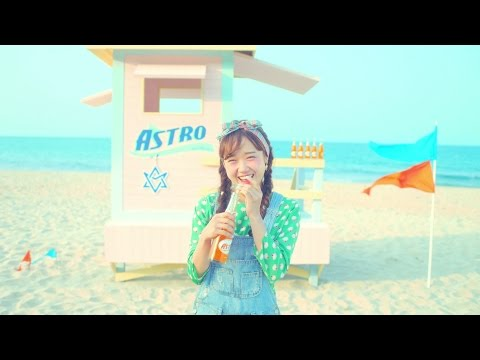 "ASTRO revela prévia do MV ""Breathless"" com YooJung do I.O.I!"