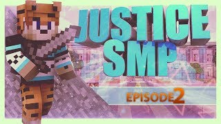 Justice SMP! Episode 2 - Diamonds! + Updates Thumbnail