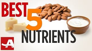 BEST 5 NUTRIENTS FOR GOOD HEALTH | The Best of Everything with Barbara Hannah Grufferman | AARP