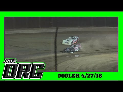 Moler Raceway Park | 4/27/18 | Late Models