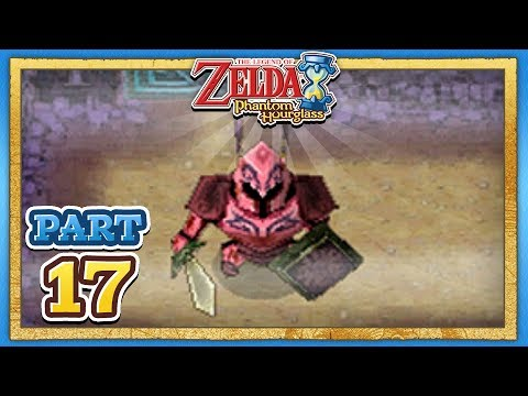 The Legend of Zelda: Phantom Hourglass - Part 17 - Southeastern Chart!