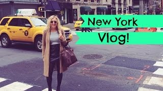 One of Em Sheldon's most viewed videos: New York Vlog! Times Square, Central Park, NYC Shopping, The Rockafeller & More! | EmTalks