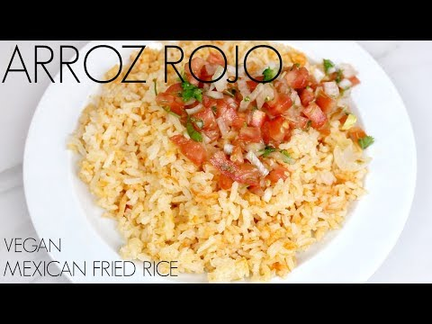 MEXICAN FRIED RICE RECIPE