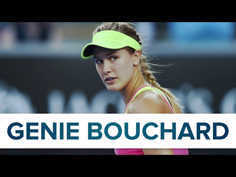 Top 10 Facts - Genie Bouchard // Top Facts