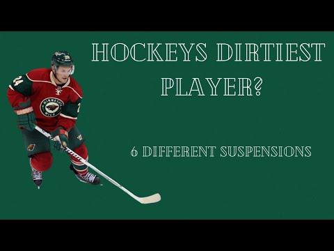 Hockeys Dirtiest Player? The Matt Cooke Story