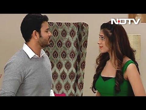 On Location Of TV Show 'Bhaag Bakool Bhaag'