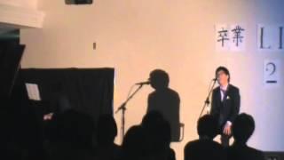 卒業ライブ51曲目。スキマスイッチの「さいごのひ」です。