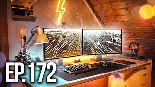 Room Tour Project 172 - BEST Gaming Setups!