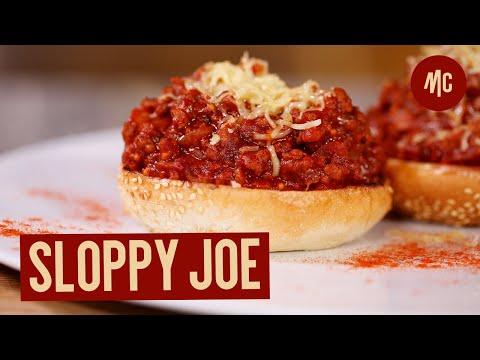 SLOPPY JOE | Это не бургер?? | Рецепт от Marco Cervetti