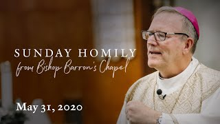 From the Upper Room to the Wider World (Sunday Homily from May 31, 2020)