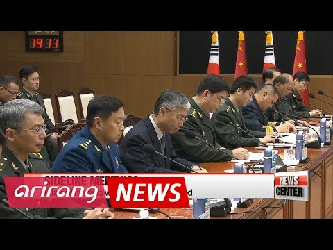 Seoul's defense chief arrives in Philippines for regional security forum... with North Korea ...
