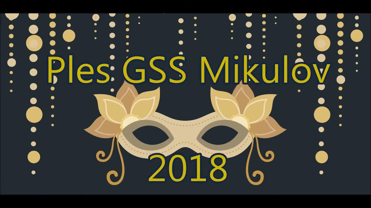 Ples GSS Mikulov 2018