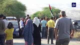 الأردنيون يحتفلون باستعادة الباقورة  - (11-11-2019)
