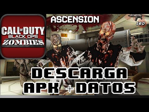Descargar Call Of Duty Black Ops Zombies Android [APK+Datos SD]