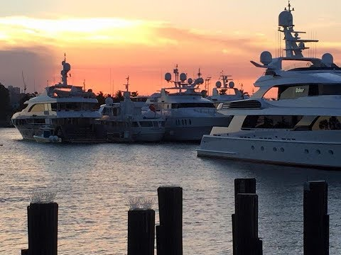 2018 Cost Effective Internet for Boat, Yachts, and Superyachts 4G LTE