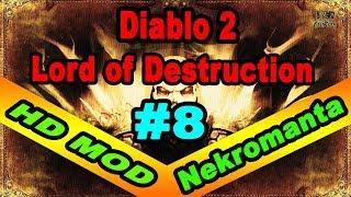 Zagrajmy w Diablo 2 LoD: HD MOD #8 Kąśluch