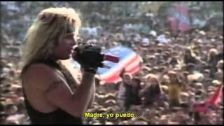 Mötley Crüe - Wild Side (live 1989 - subtitulado)