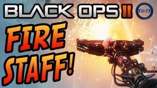 """FIRE STAFF!"" - ORIGINS Zombies! ""HOW TO BUILD"" TUTORIAL! (Black Ops 2 Apocalypse Gameplay)"
