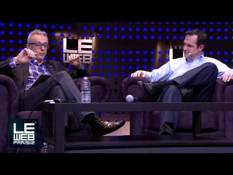 Renaud Laplanche, CEO, Lending Club is Interviewed by David Kirkpatrick at LeWeb Paris 2012