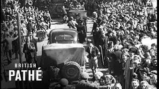 Entry Into Brussels Aka Brussels Delivered! (1944)