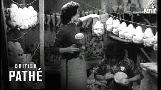 Doll Making In Italy (1950-1959)