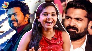 AR Rahman's Favourite Singer Aparna | Interview | Simtaangaran | Sarkar, Chekka Chivantha Vaanam
