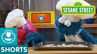 Sesame Street: Banana Chips for Zooey Deschanel | Cookie Monster's Foodie Truck