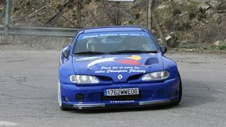 Best of rallye maxi kit car renault megane maxi
