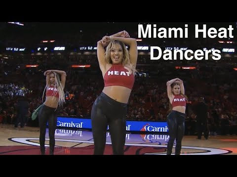 2015 - 2016 Miami Heat Dancer Audition Finals (Bikini Round) pt. 1 from YouTube · Duration:  6 minutes 57 seconds